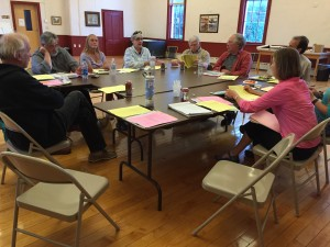 CPHS Board Meeting in Buckland Town Hall