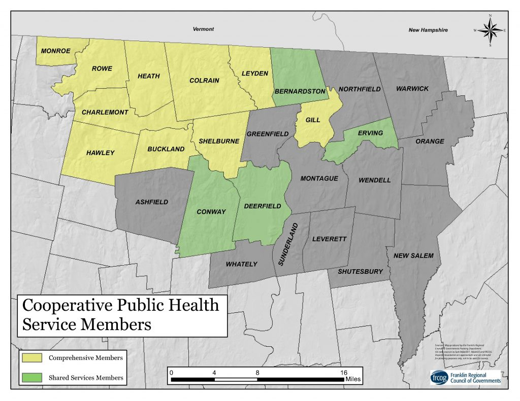 map of health district
